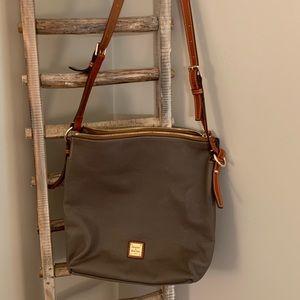 Authentic Dooney and Bourke crossbody bag